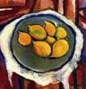 Lemons  300mm x 300mm -